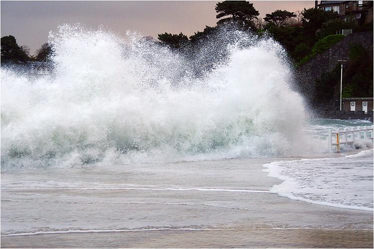 grande marée dinard