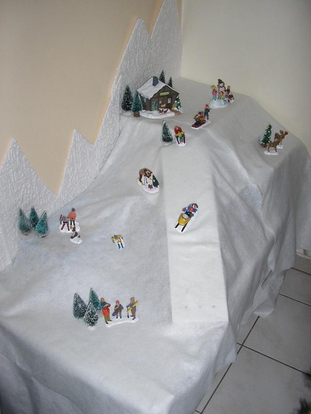 villages miniatures de no l afficher le sujet toute. Black Bedroom Furniture Sets. Home Design Ideas