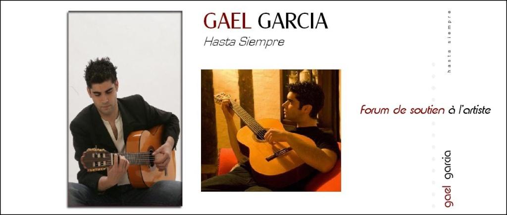Gaël Garcia Hasta Siempre