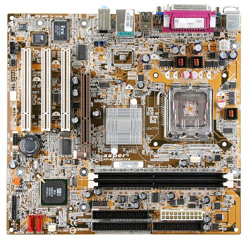 Sis661fx sis964