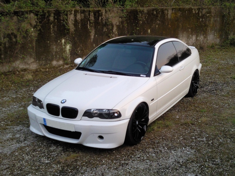 tuning tour forums bmw e46 ci clean look. Black Bedroom Furniture Sets. Home Design Ideas