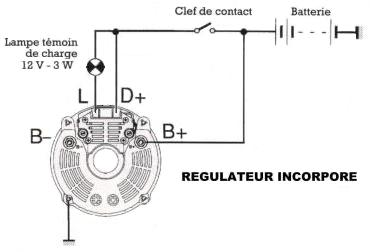 T7470 Alternateur on peugeot 406 ignition wiring diagram
