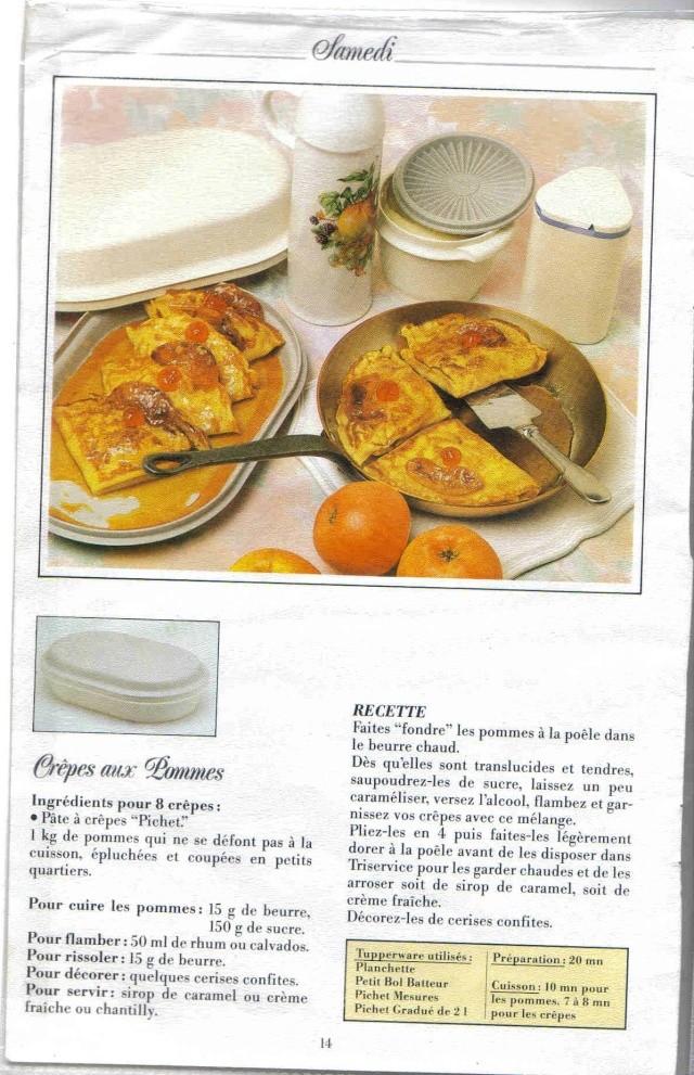 livre recettes cr 234 pes tupperware page 2