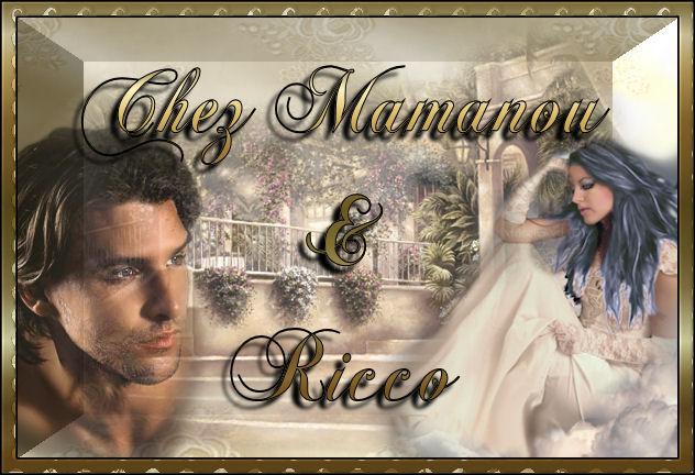 Chez MAMANOU & Ricco