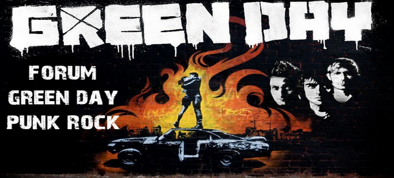 Green Day-Punk Rock