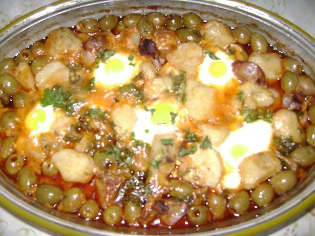 وصفات من المطبخ الجزائري