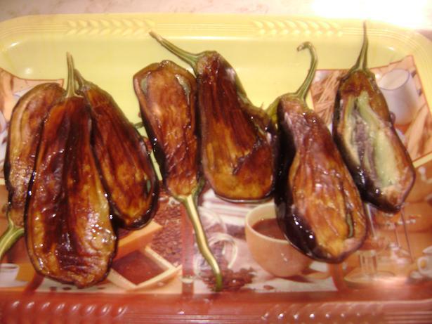 sony 011 ملف عن أكلات اساسها الباذنجان