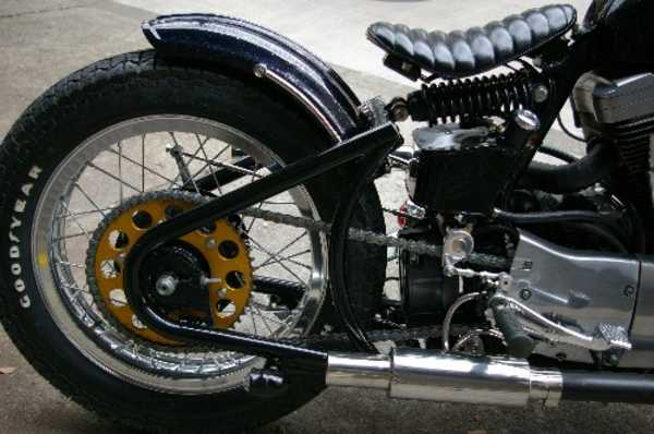 Bobber Frame Rigid Or Mono Shock | Reviewmotors co