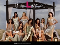 The L Word - Saison 3 - Wallpaper Cast