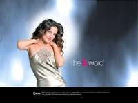 The L Word - Saison 3 - Wallpaper Helena