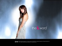 The L Word - Saison 3 - Wallpaper Jenny