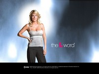 The L Word - Saison 3 - Wallpaper Tina