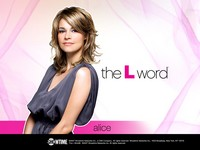 The L Word - Saison 4 - Wallpaper Alice