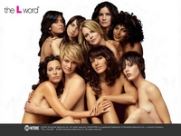 The L Word - Saison 2 - Wallpaper Cast