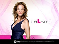 The L Word - Saison 4 - Wallpaper Jodi
