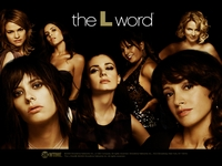 The L Word - Saison 5 - Wallpaper Cast1