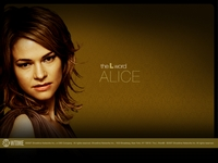The L Word - Saison 5 - Wallpaper Alice