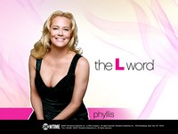 The L Word - Saison 4 - Wallpaper Phyllis