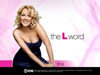 The L Word - Saison 4 - Wallpaper Tina