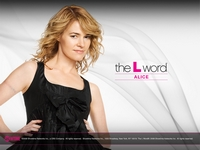 The L Word - Saison 6 - Wallpaper Alice