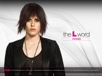 The L Word - Saison 6 - Wallpaper Shane