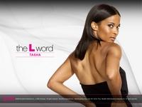 The L Word - Saison 6 - Wallpaper Tasha