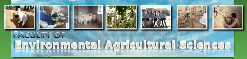 Faculty of Environmental Agricultural Sciences