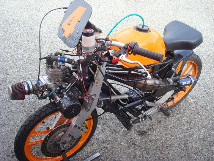 moteur solex de course
