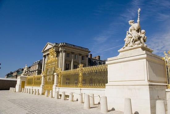 Ch teau de versailles r sidence de ses majest s - Residence grand siecle versailles ...