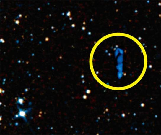 Астрономы обнаружили три гигантских