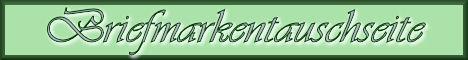 Briefmarken - Tauschseite