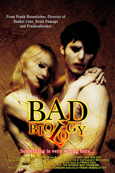 Bad Biology sex addict