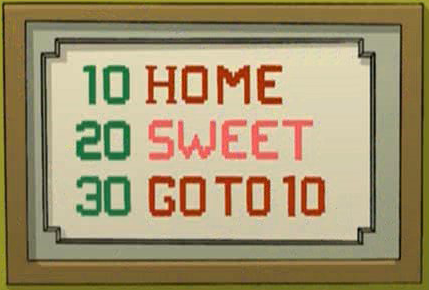 Home Sweet Home Futurama