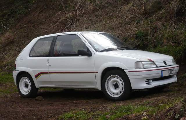 106 rallye phase1 for Interieur 106 sport