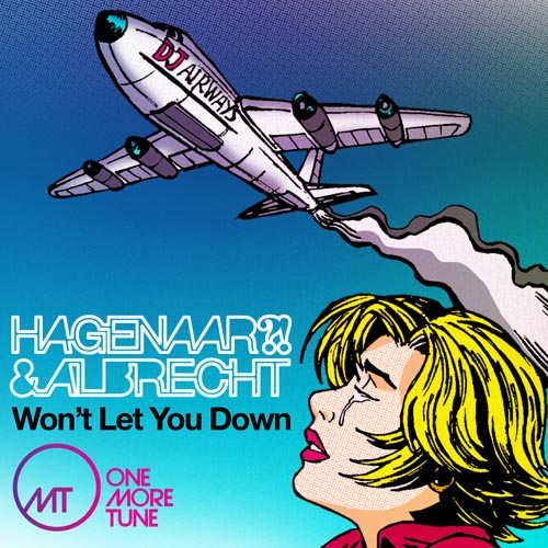 Preview: Hagenaar & Albrecht – I Won't Let You Down (Albin Myers Remix)Hapack10