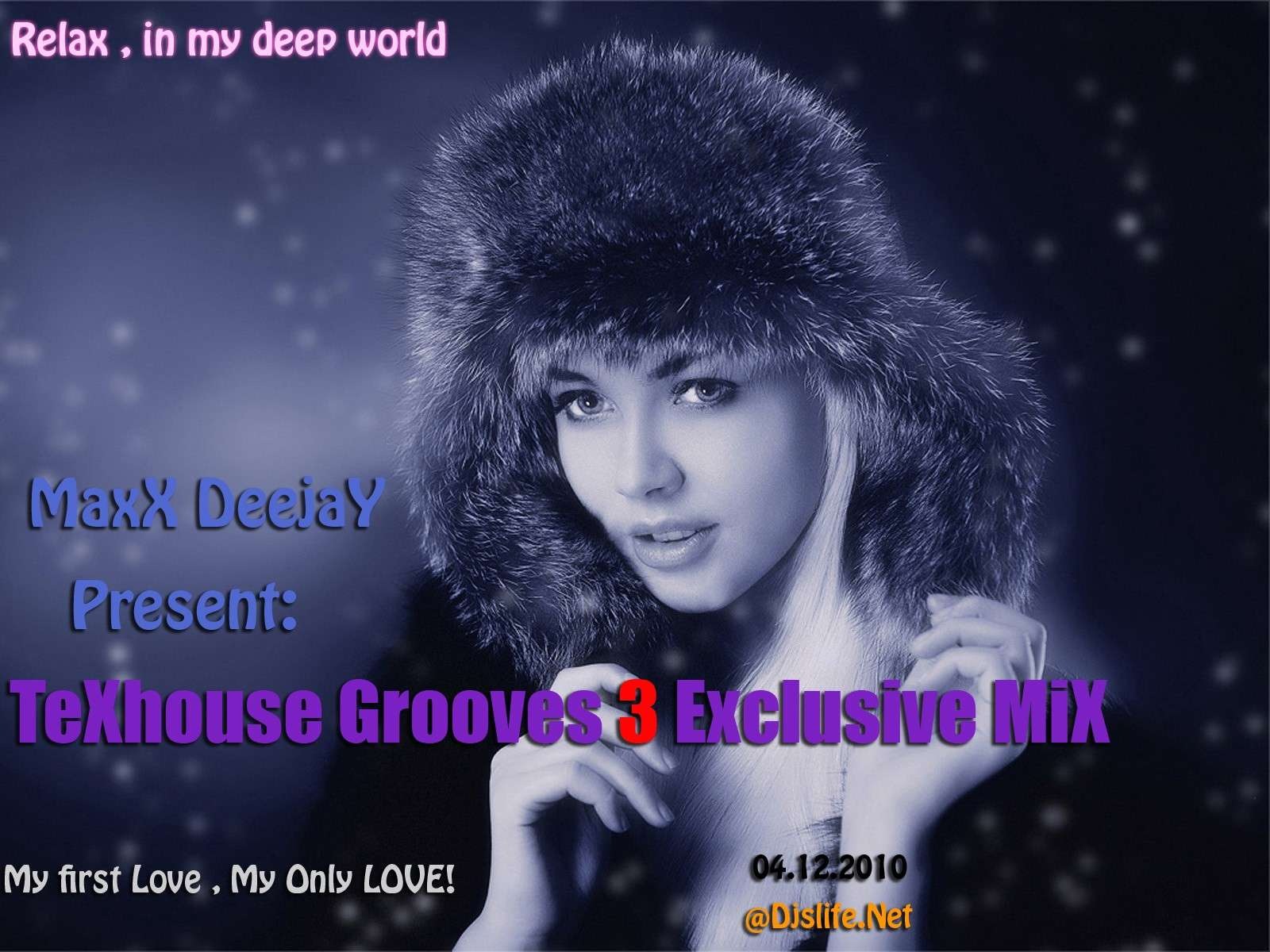 Maxx DeejaY - TeXhouse Grooves 3 Exclusive MiX