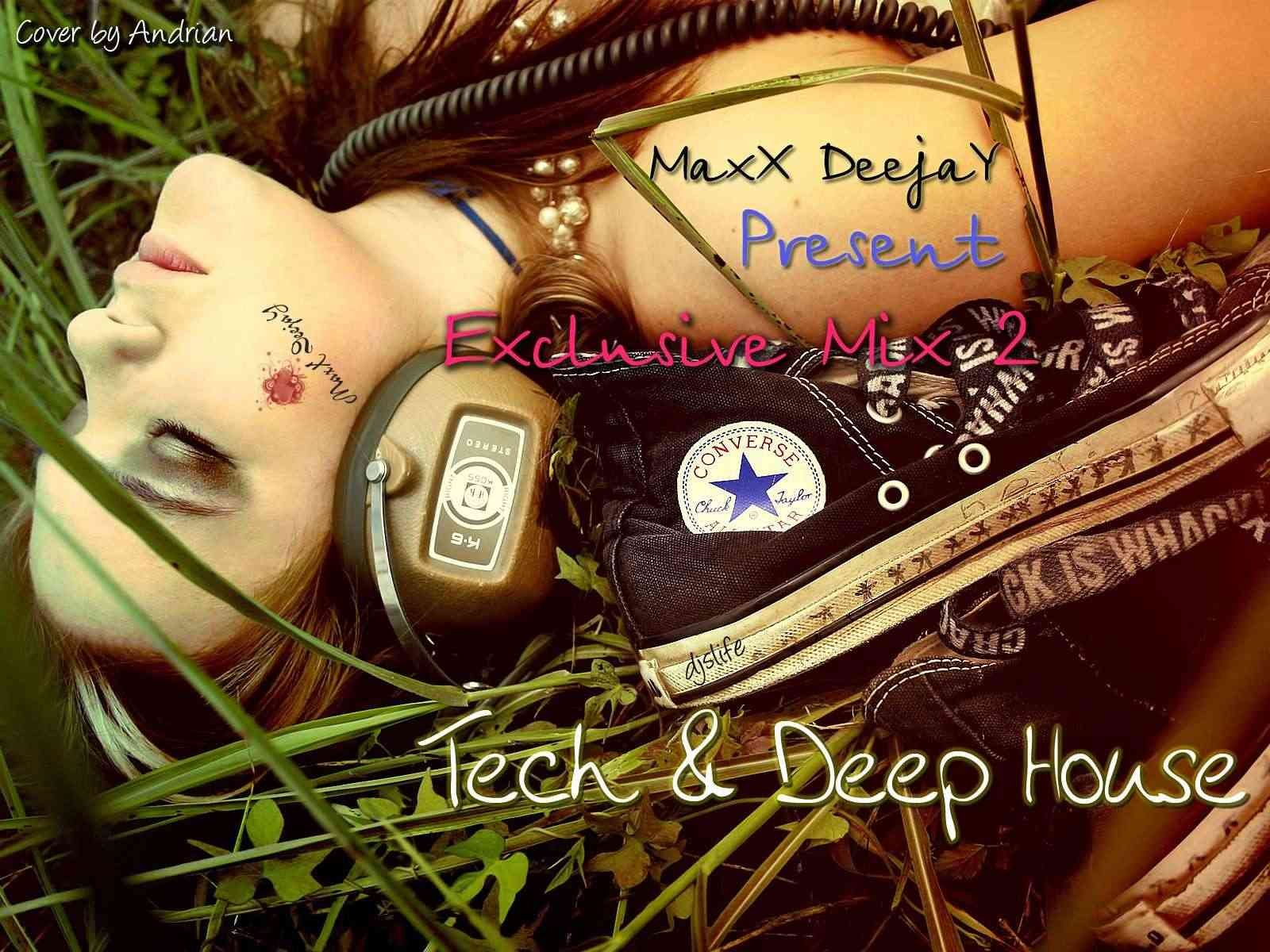 Maxx DeejaY - TeXhouse Grooves 2 Exclusive MiX
