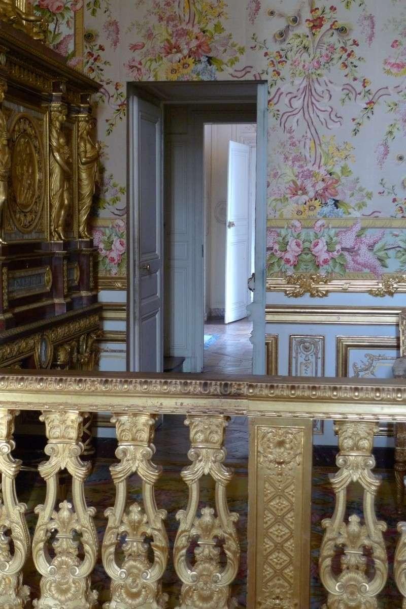 Versailles la chambre de la reine page 2 for Chambre de la reine