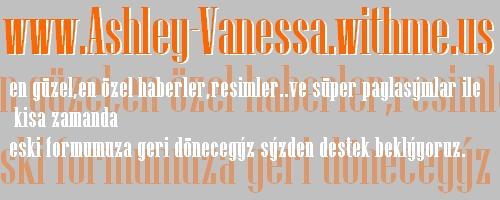 VanessAshley Türkiye Fanı