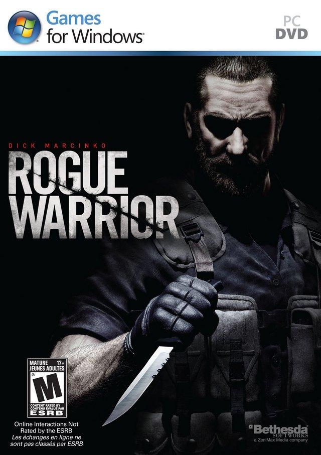 لعبة الاكشن الرهيبه Rogue Warrior