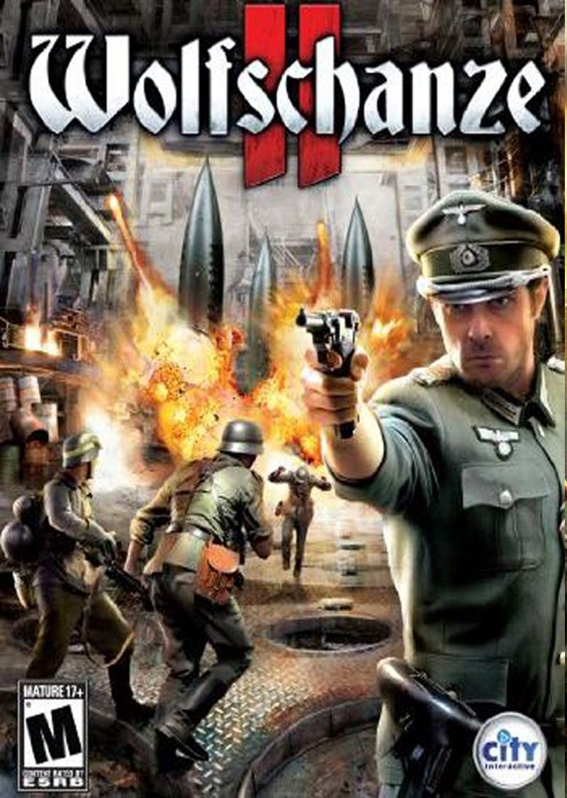 اللعبة الحربية الرائعة Wolfschanze.II