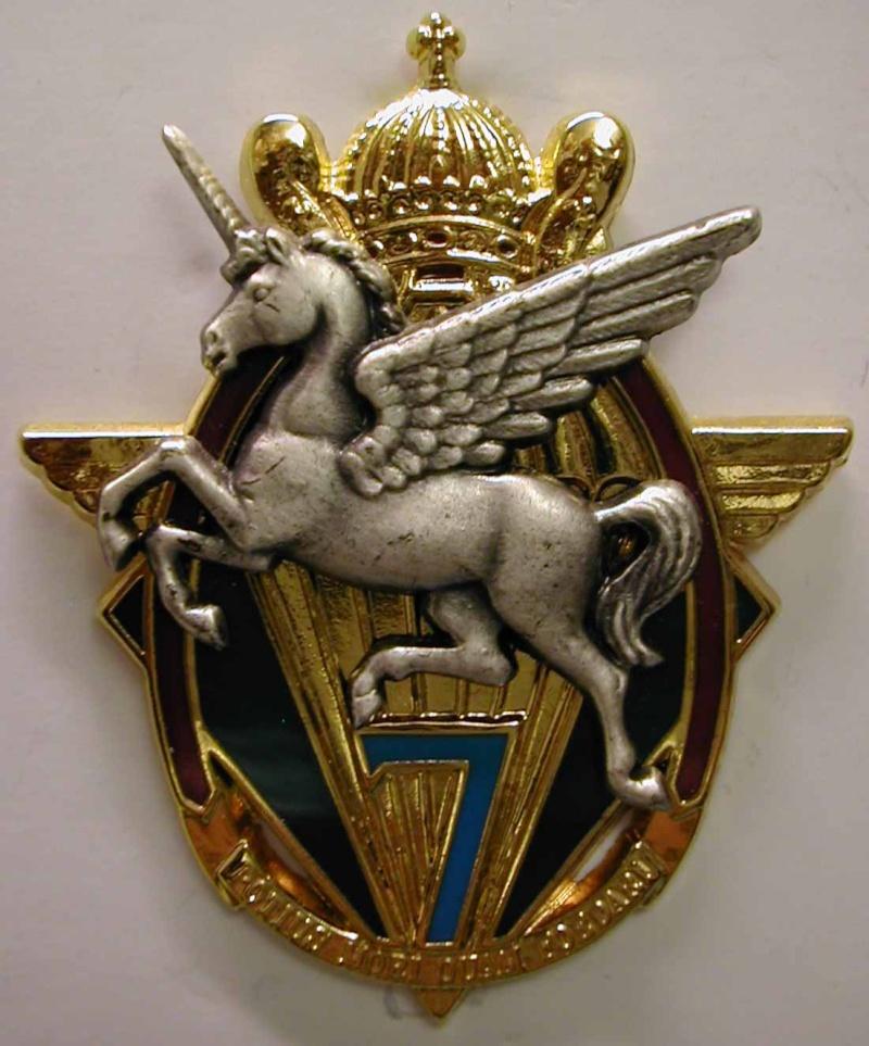 Tap insigne du 7 13 les d corations fran aises for Bureau reserve 13 rdp