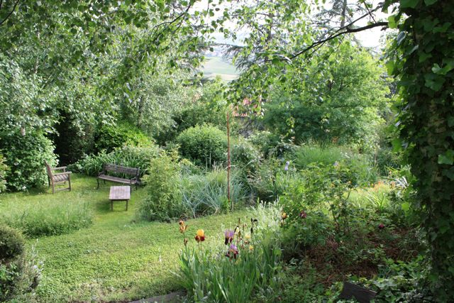 Un Grand Jardin Pour Tous Et Toutes