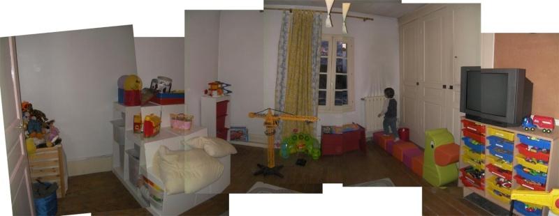 salle de jeu enfant et petit budget. Black Bedroom Furniture Sets. Home Design Ideas