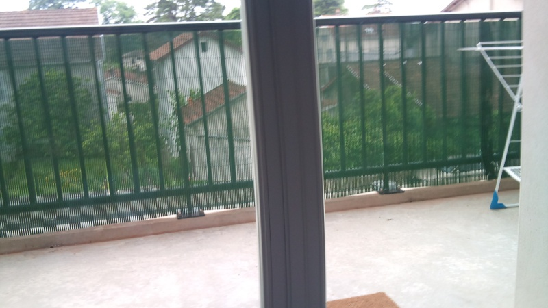 Fen tres balcons for Fenetre qui se transforme en balcon