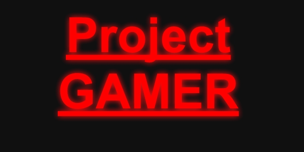 Project-Gamer