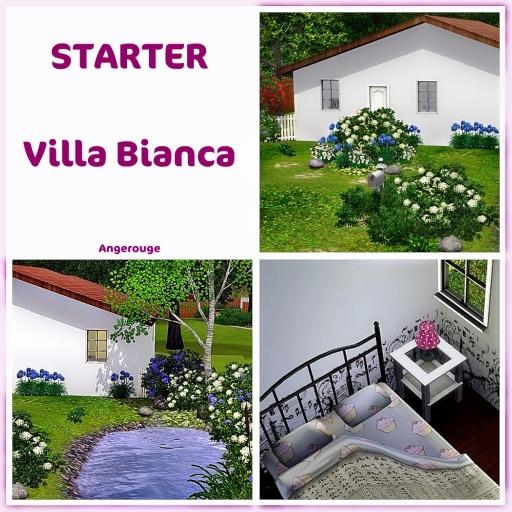 Sims  Villa Asiatique