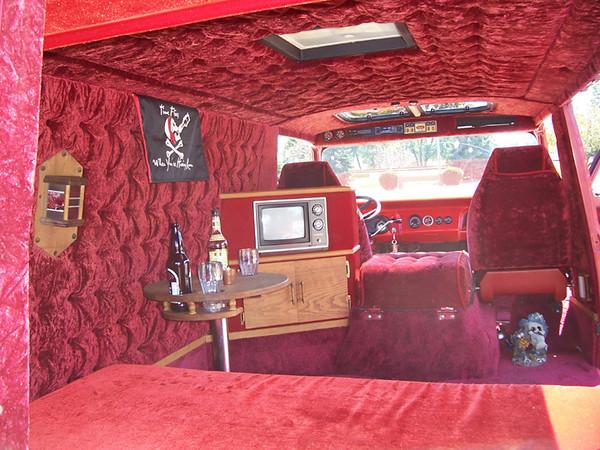 Any van interior idea 39 s for Van interior designs