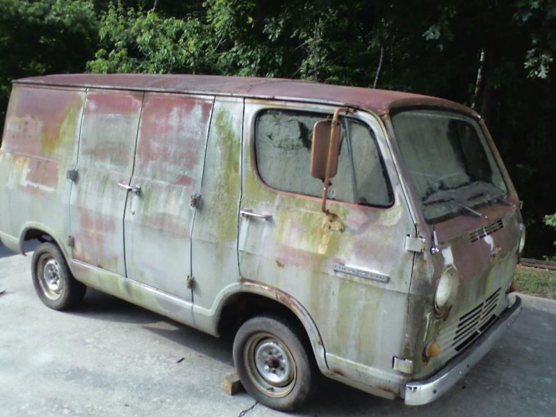Ugly Vans