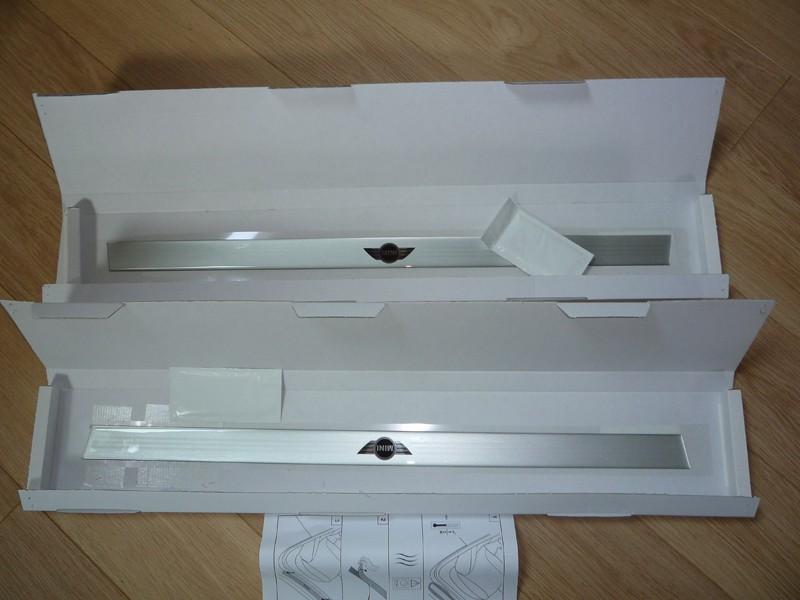 vends 2 barres de seuil de porte forums auto de motorlegend. Black Bedroom Furniture Sets. Home Design Ideas